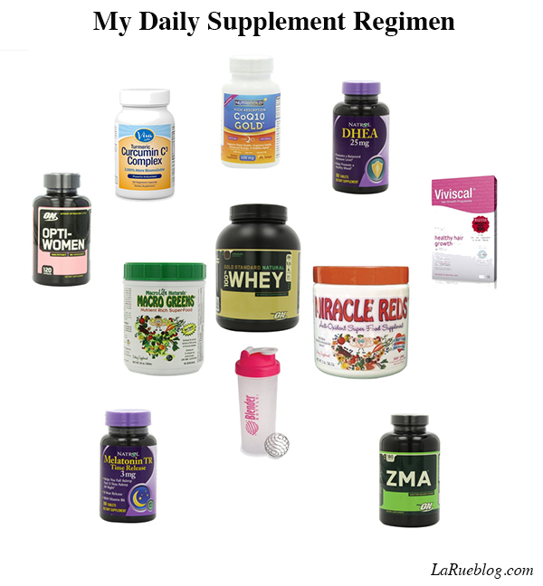 Daily Supplements copy