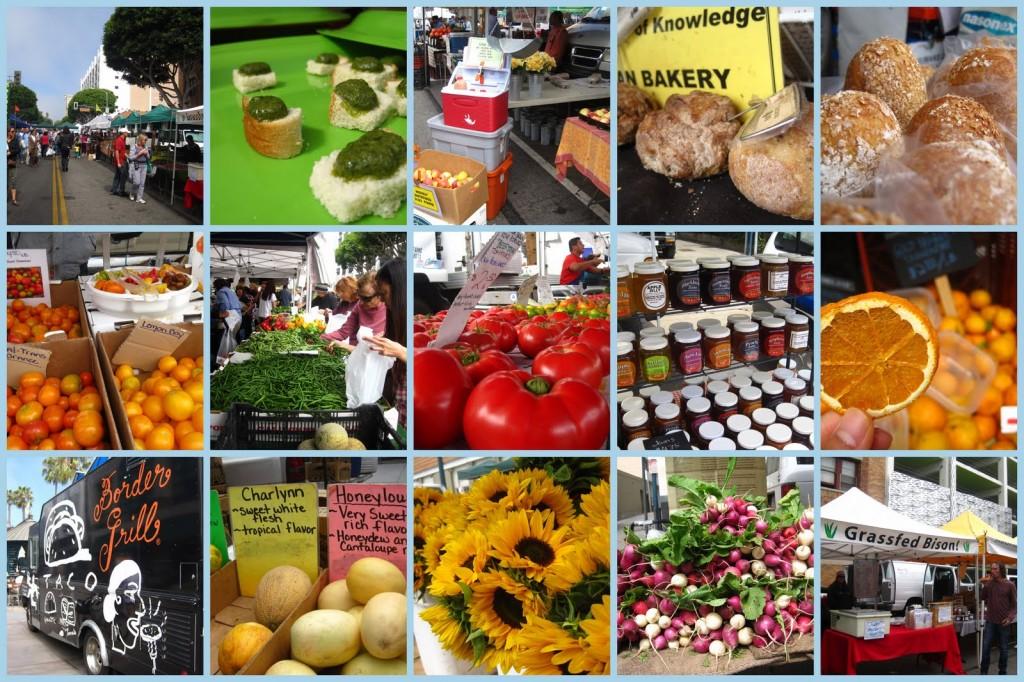 Santa Monica Farmers Market 3