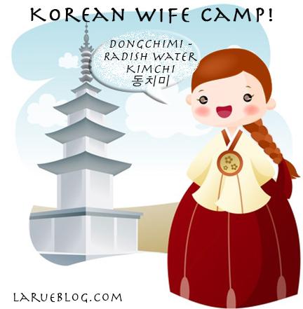 korean radish water kimchi dongchimi