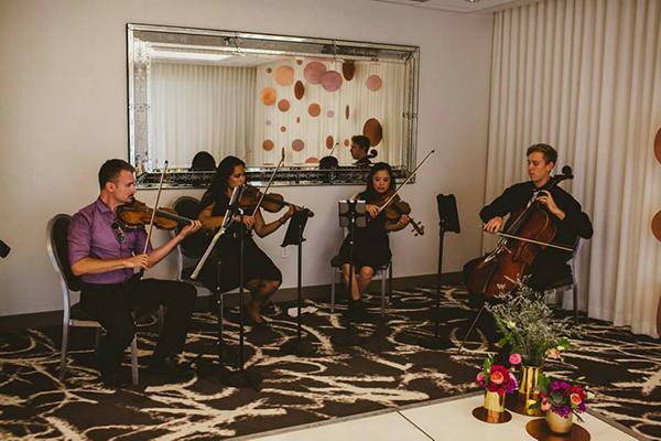 clover string quartet